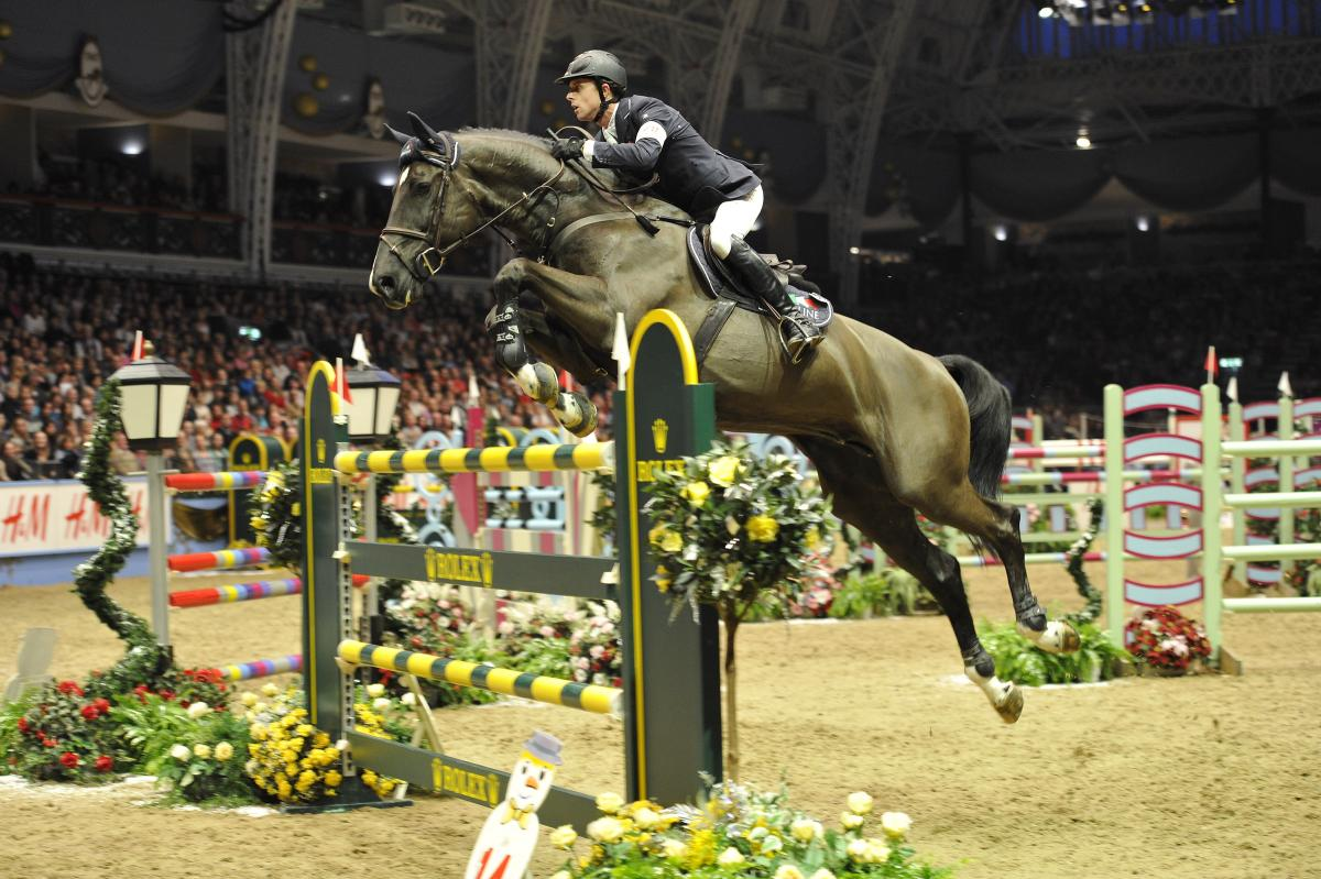 Team Gb Show Jumping Nominations For London 2012 An